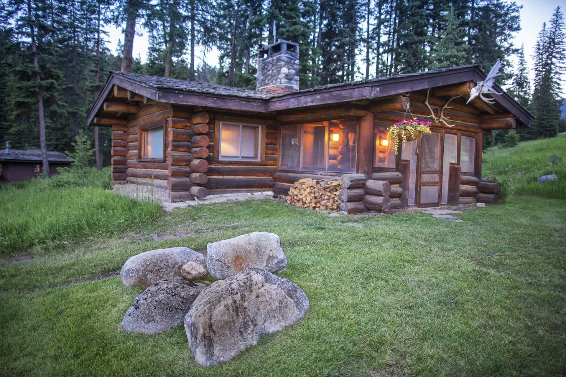 Bull Moose Cabin